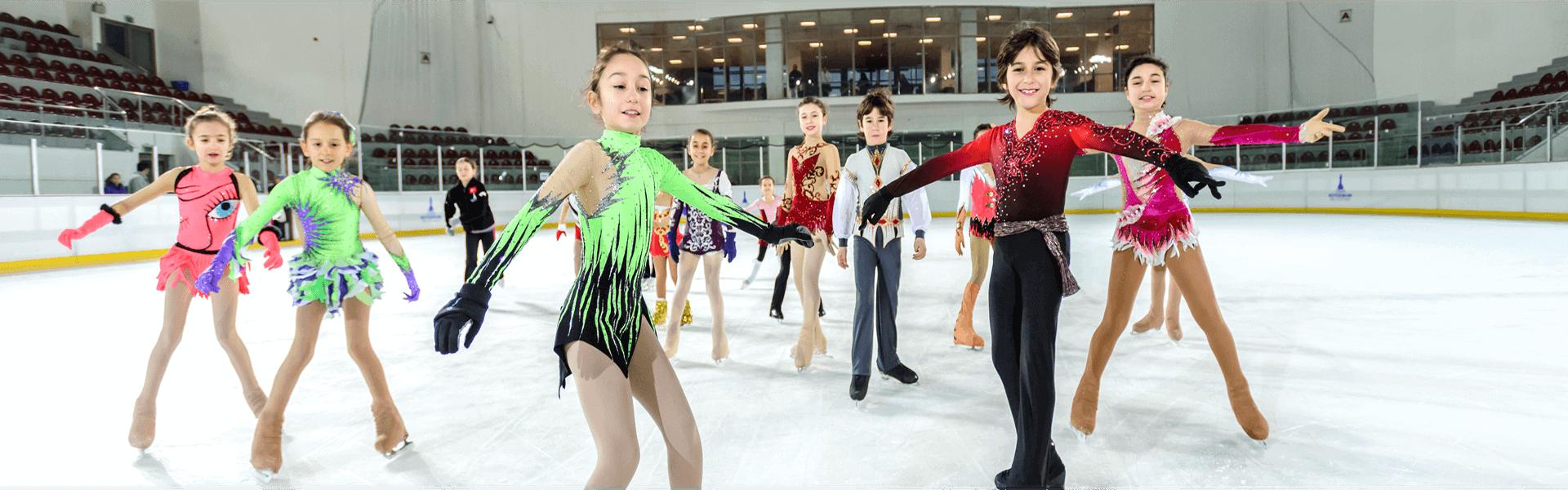 İzmir Buz Pisti,Aşık Veysel Buz Sporları salonu,Buz Sporları fotoğrafı